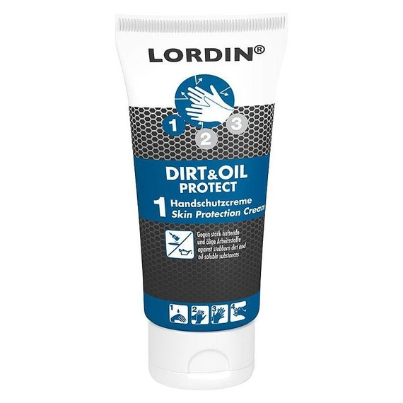 Handschutzcreme Lordin Dirt&Oil Protect, 100ml