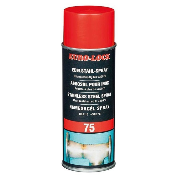 Edelstahl-Spray 400 ml Spray-Dose