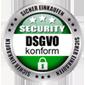 DSGVO konformer Onlineshop!