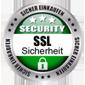 SSL sicherer Onlineshop!